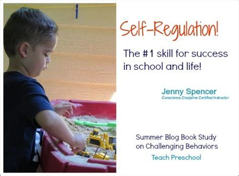 Self-Regulation: the #1 skill for success in school and ... Examples Of Self Regulation In The Classroom