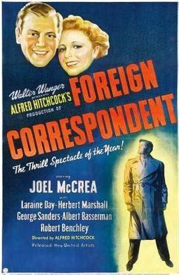 foreigner film wiki foreign correspondent film wikipedia