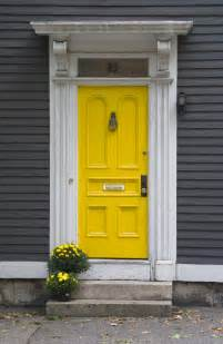 yellow door random goodness