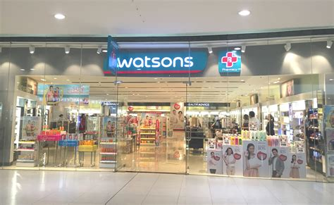 Shoo Watsons s products all in one place at watsons starmometer