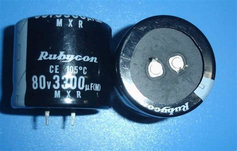 rubycon capacitors mxr 80v3300uf mxr 35 30mm spacing 10mm capacitors rubycon capacitors ccfl backlight led backlight