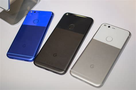 hands on with pixel the most googley android phone ever greenbot google pourrait inonder le march 233 avec ses nouveaux pixel