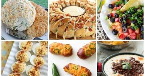 new year savory snacks 30 savory appetizers for new year s from chips and