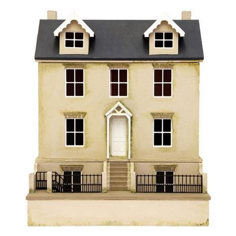 dolls house kits uk willow cottage 1 24 scale dolls house kit bch60