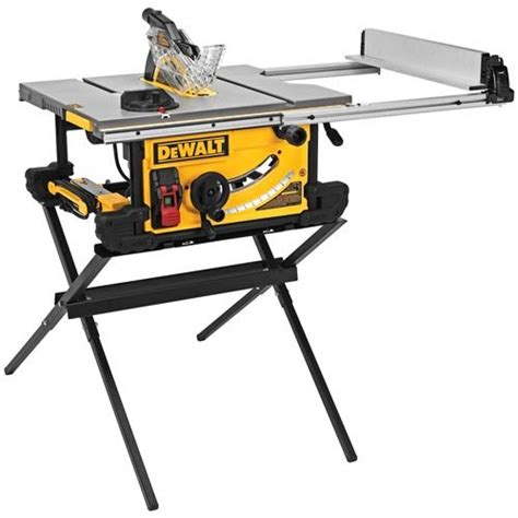 table saw blade reviews 2015 dewalt dwe7490x review table saw central