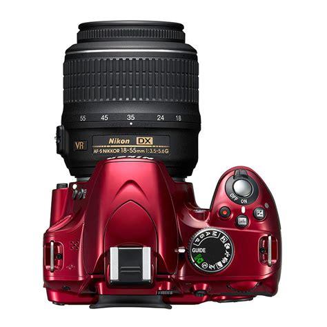 nikon d3200 dslr review nikon d3200 dslr rood 18 55mm vr