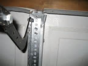 Garage Door Reinforcement Bar by Garage Garage Door Reinforcement Home Garage Ideas