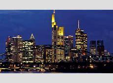 Full HD Wallpaper frankfurt business center illumination ... Games Wallpaper Hd