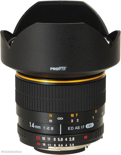 samyang 14mm f 2 8 lens for canon 14mm f 2 8 samyang pro optic rokinon and bower