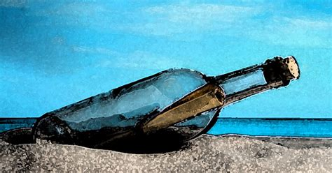 8 Silliest Hoaxes by Waratah Revisited Waratah Bottle Message Found On