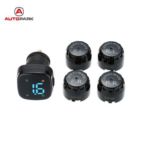 Sale 10 100 Psi Tire Pressure Alat Pengukur Tekanan Angin aliexpress buy 100 original steelmate profesional tpms tp 76 tire pressure monitor led