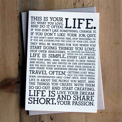 the minimalist vegan a simple manifesto on why to live with less stuff and more compassion books holstee manifesto letterpress cards holstee