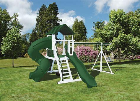 vinyl swing sets pa sk18 turbo mountain climber vinyl swing set nj ny pa