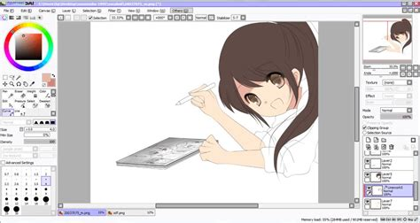 paint tool sai quality paint tool sai free 1 2 5 version free