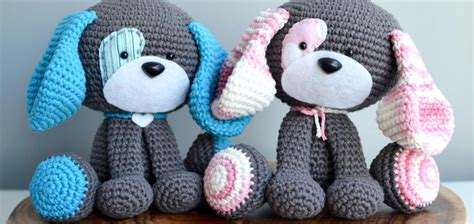 amigurumi pattern dog free crochet cute amigurumi critters with this free guide