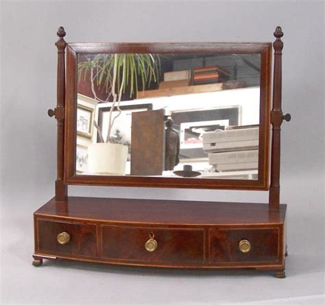 antique dresser with mirror value price my item value of federal bow front dresser mirror c1790