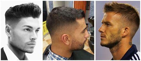cukur model rambut french crop hair cut tutorial