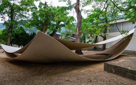 ryue nishizawa ryue nishizawa places fukita pavilion amongst the trees