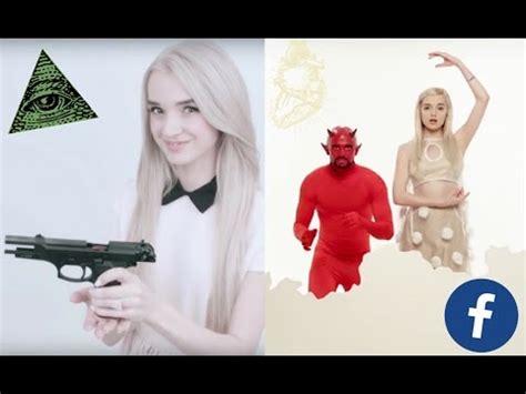 poppy explained poppy admits she s in the illuminati conspiracies