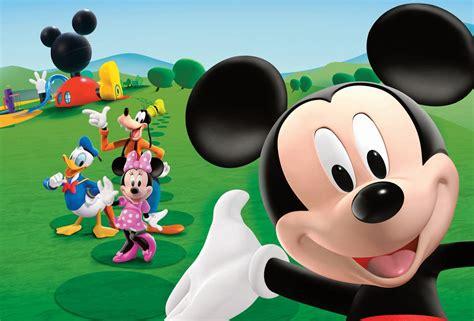 la casa de minnie en espa ol micky mouse
