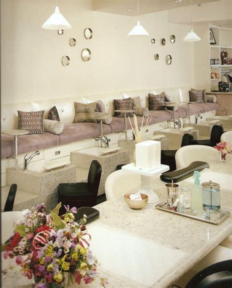 Nail Bar Interior Design Ideas