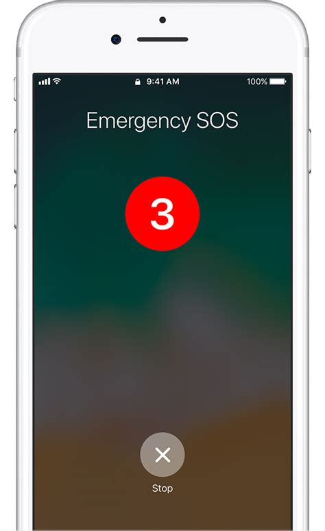 iphone emergency sos use emergency sos on your iphone apple support