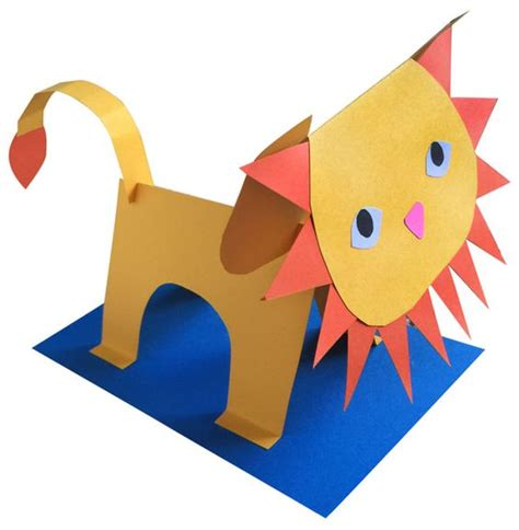 3d paper craft ideas easy paper sculpture project that takes prep and