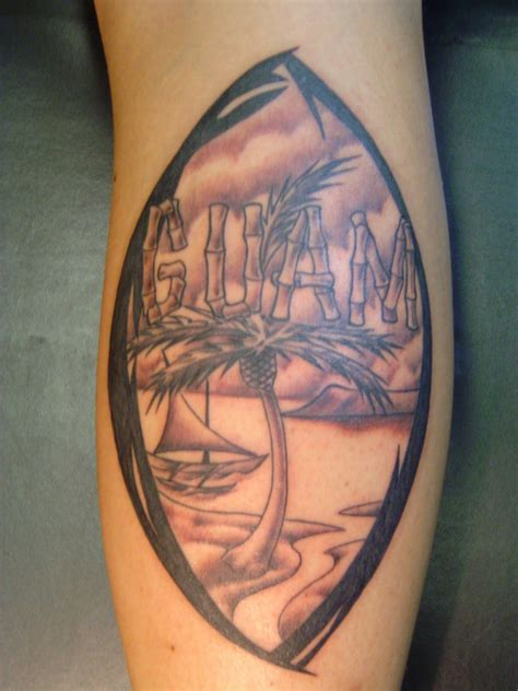 chamorro tribal tattoo straightouta guam picture at checkoutmyink