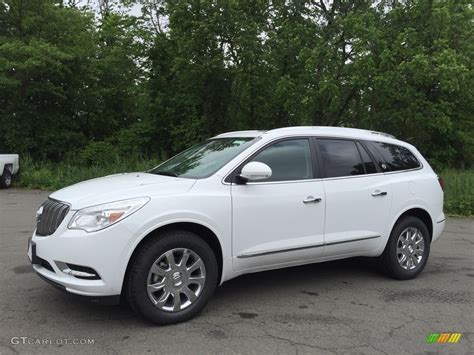 white buick enclave 2017 summit white buick enclave premium awd 120773750