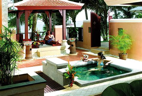 backyard spa designs outdoor jacuzzi decorating ideas hot tubs jacuzzis