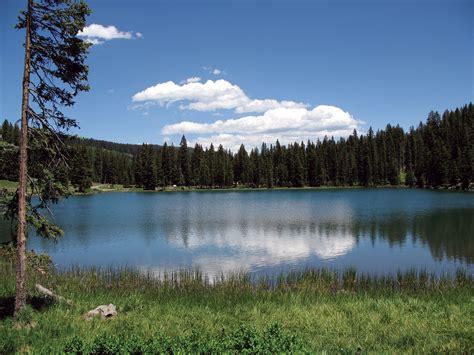 The Lake Of by Colorado Gem Grand Mesa Lakes Colorado