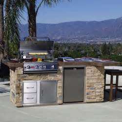 Kitchen Island Grill by Bull Bbq Grill Island Outdoor Kitchens At Hayneedle