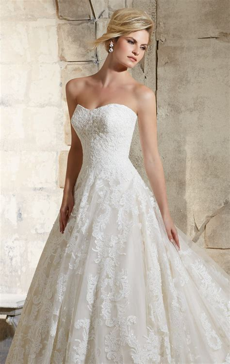Wedding Dresses Style 2787 by Image Gallery 2787 Mori