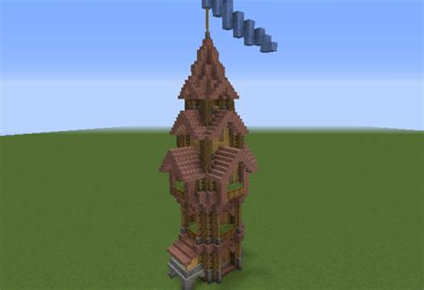 Blueprint Of House by Medieval Fantasy Mage Tower Grabcraft Your Number One