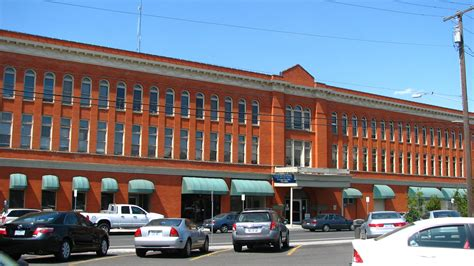Eastern Oregon Detox Center Pendleton Or by Bowman Hotel Pendleton Oregon Mapio Net