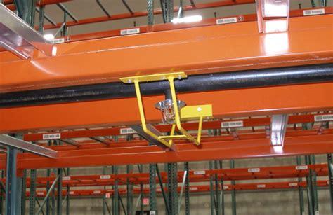 Rack Sprinklers by Rack Sprinkler System Security Sistems