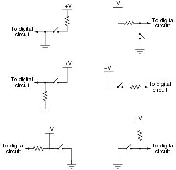 pullup and pulldown resistors reveal answer