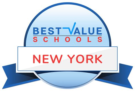 Top Mba Programs In New York State by 50 Best Value Colleges And Universities In New York