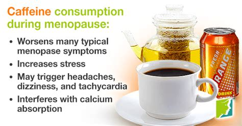 does caffeine cause mood swings the effects of caffeine during menopause