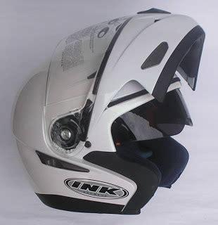 Helm Ink Enzo Half Visor harga helm ink baru bekas second spesifikasi terbaru 2011