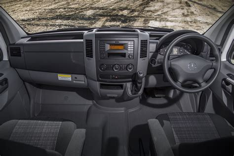 Mercedes Sprinter Interior by New Mercedes Sprinter 314 Lwb Lease From