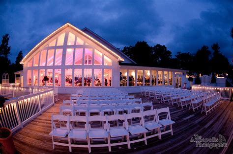 Wedding Venues Maryland by Waterfront Wedding Venue In Maryland Celebrations At The