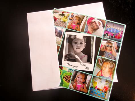 Card Collage Ideas - diy photo collage card diy inspired