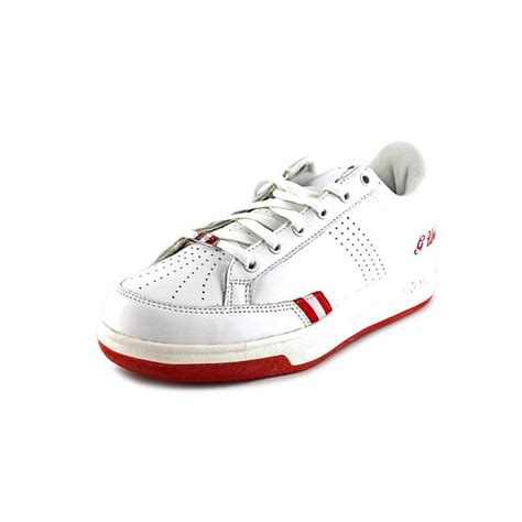 womens reebok sneakers reebok reebok g unit leather white sneakers athletic