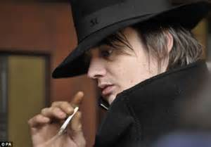 Pete Doherty Admits He Was Is A by Pete Doherty Kate Moss S Junkie Ex Is Carla Bruni S New