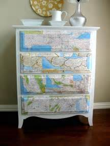 Diy Interior Design 25 Diy Interior Decorating Ideas To Use Maps Shelterness