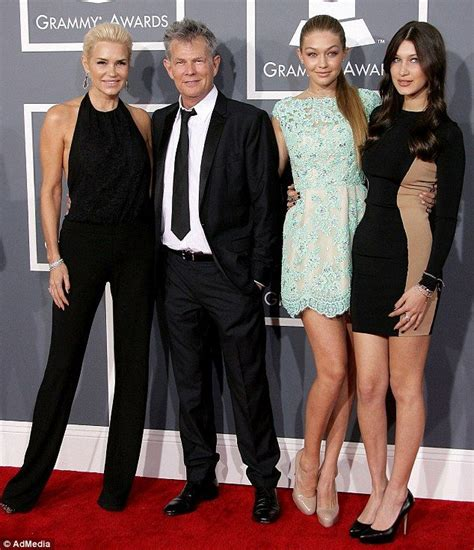 how tall is mohamed hadid meet bella hadid yolanda foster s up and coming model
