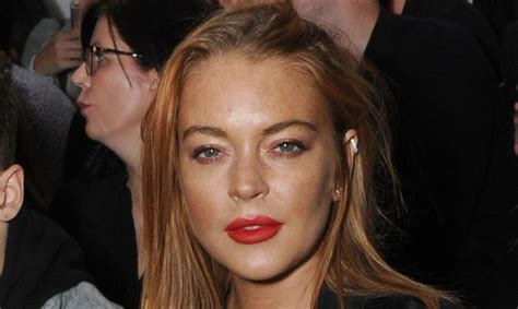 Lindsay Lohan Is Doing Just Ask by Lindsay Lohan Apologizes For Exposing Matters