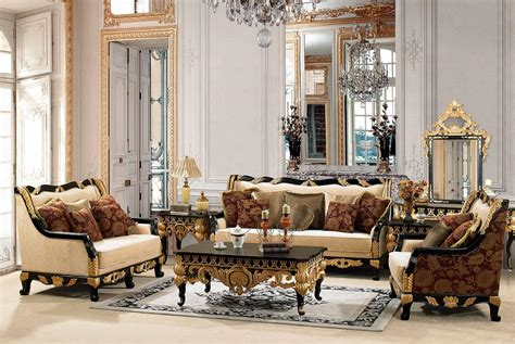 luxurious living room furniture living room