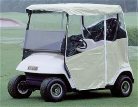 3 Sided Golf Cart Enclosures by Golf Cart 3 Sided Enclosure Ezgo 94 Up Txt Dot Ebay